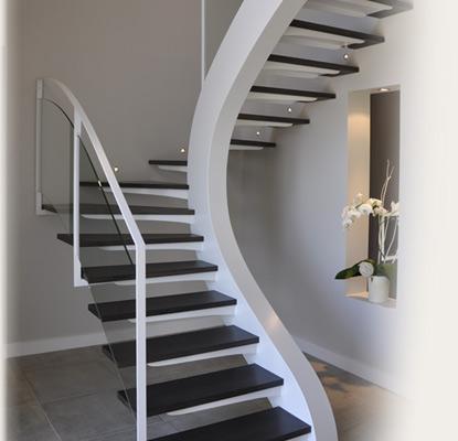 Munch et foucher artisan saint cyr sur loire pr s de tours 37 pour vos - Escalier interieur metal ...