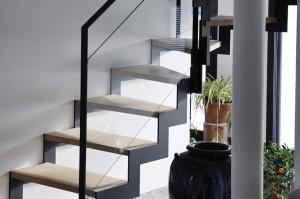 escalier sur mesure tours