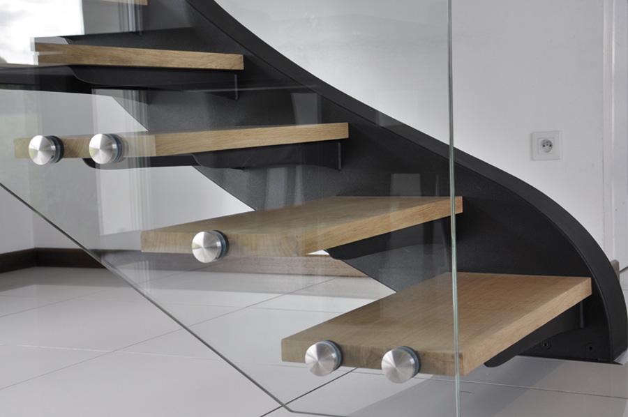 3-escalier-design-metal-bois | Munch et Foucher - Portes, fenêtres ...